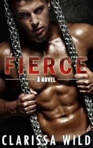 Cover Reveal: FIERCE by Clarissa Wild